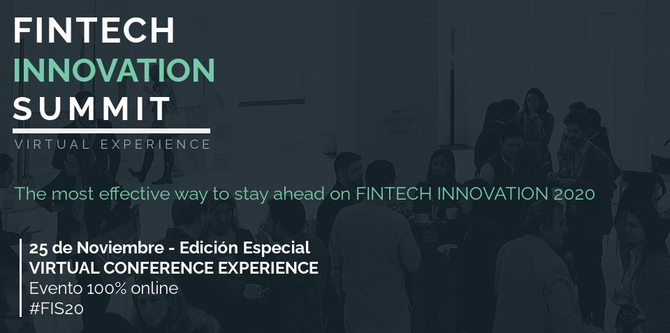 Fintech Summit Innovation 2020