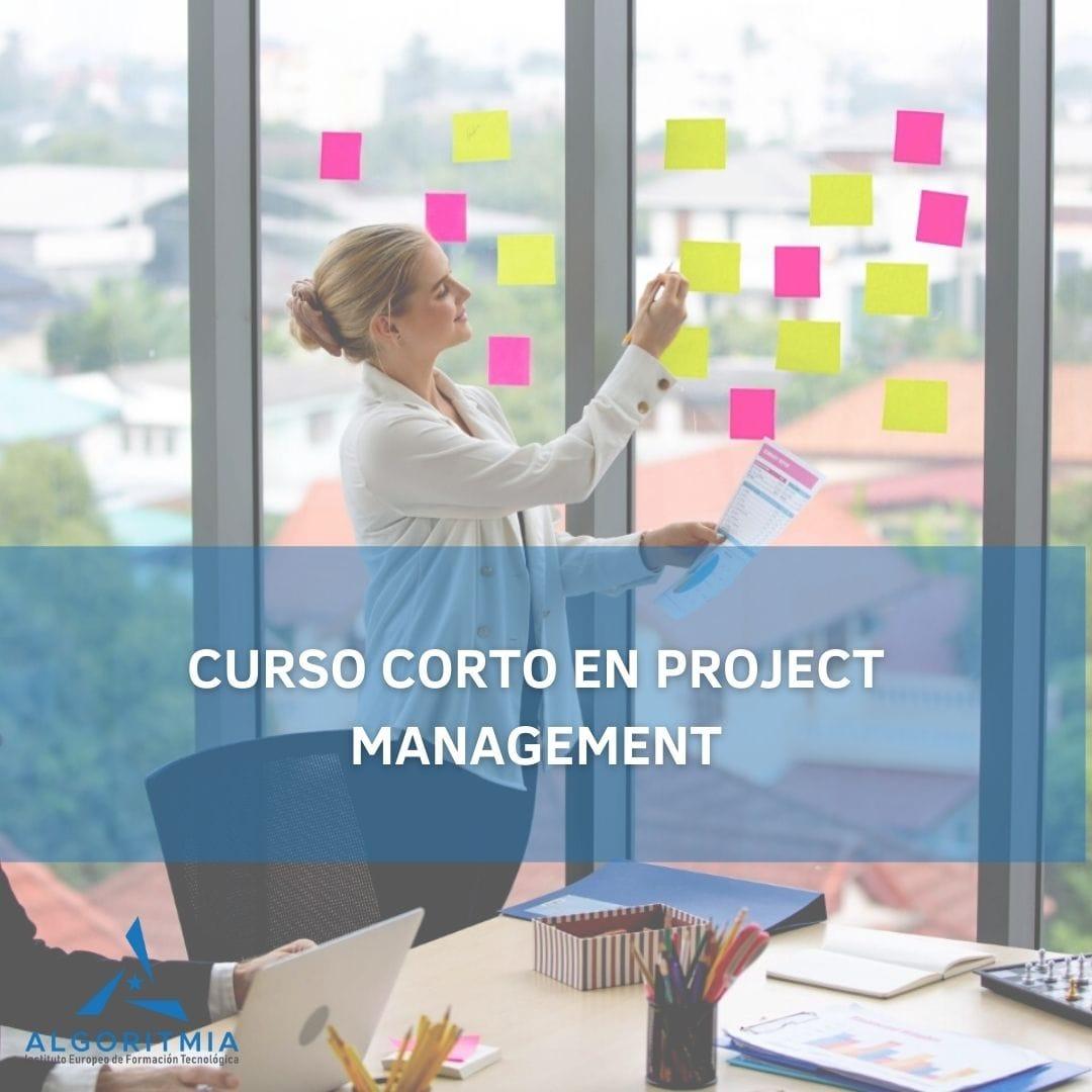Curso Corto en Project Management