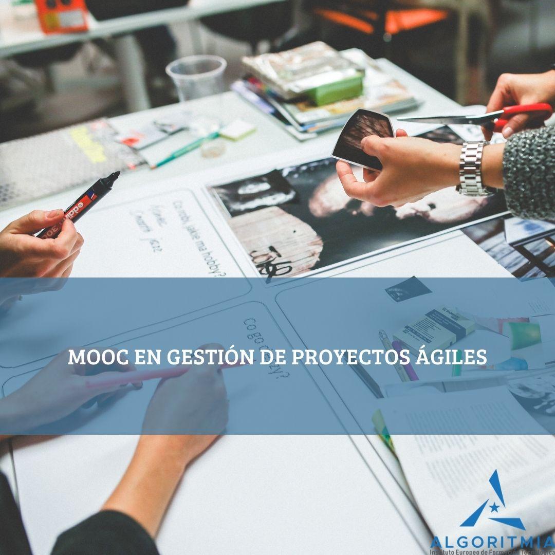 MOOC en Gestión de proyectos ágiles